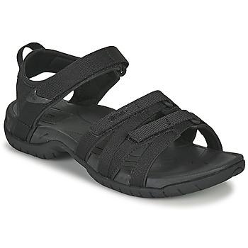 鞋子 女士 凉鞋 Teva TIRRA 黑色