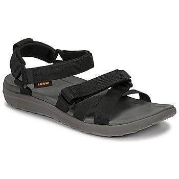 鞋子 女士 凉鞋 Teva SANBORN MIA 黑色