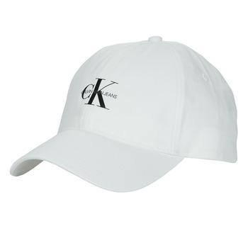 纺织配件 鸭舌帽 Calvin Klein Jeans CAP 2990 白色