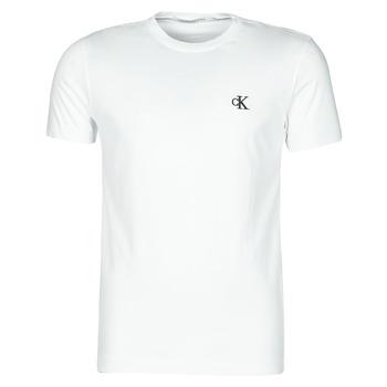 衣服 男士 短袖体恤 Calvin Klein Jeans YAF 白色