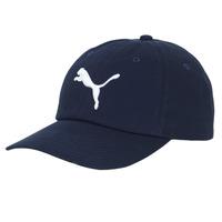 纺织配件 鸭舌帽 Puma 彪马 PCK6 ESS CAP 蓝色
