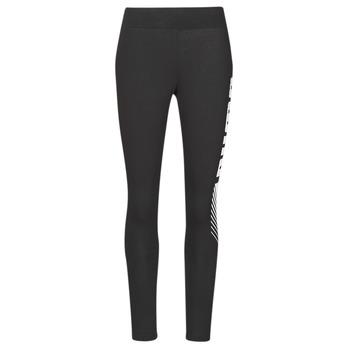 衣服 女士 紧身裤 Puma 彪马 ESS+ GRAPHIC LEGGING 黑色