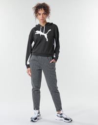 衣服 女士 厚裤子 Puma 彪马 Evostripe Pants 灰色 / 黑色