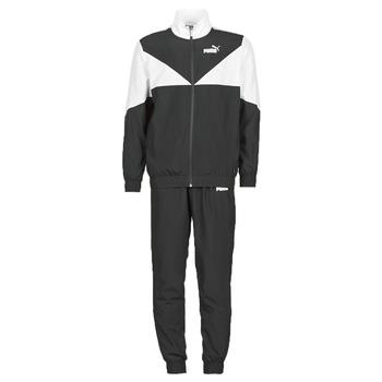 衣服 男士 厚套装 Puma 彪马 Woven Suit CL 黑色 / 白色
