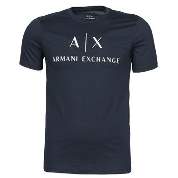 衣服 男士 短袖体恤 EMPORIO ARMANI EAX 8NZTCJ-Z8H4Z 海蓝色