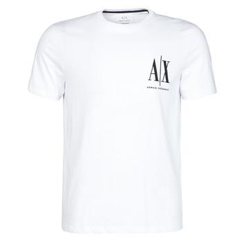 衣服 男士 短袖体恤 EMPORIO ARMANI EAX 8NZTPH-ZJH4Z 白色