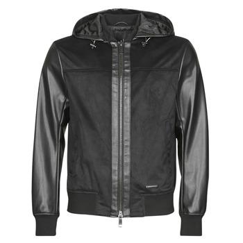 衣服 男士 夹克 EMPORIO ARMANI EAX 3KZB03-ZE1AZ 黑色