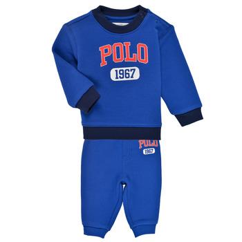 衣服 男孩 女士套装 Polo Ralph Lauren NOELLE 蓝色