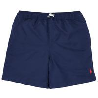 衣服 男孩 男士泳裤 Polo Ralph Lauren SOLAL 海蓝色