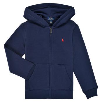 衣服 男孩 卫衣 Polo Ralph Lauren SIDOINE 海蓝色