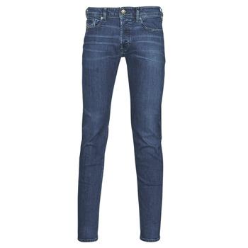 衣服 男士 牛仔铅笔裤 Diesel 迪赛尔 SLEENKER 蓝色 / Fonce