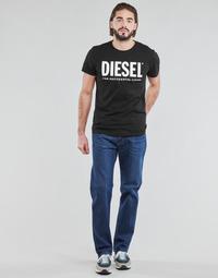 衣服 男士 直筒牛仔裤 Diesel 迪赛尔 D-MITHRY 蓝色 / Fonce