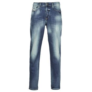 衣服 男士 直筒牛仔裤 Diesel 迪赛尔 D-FINNING 蓝色 / Edium