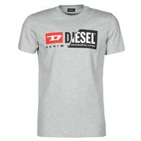 衣服 男士 短袖体恤 Diesel 迪赛尔 00SDP1-0091A-912 灰色