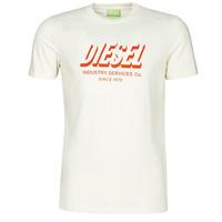 衣服 男士 短袖体恤 Diesel 迪赛尔 A01849-0GRAM-129 白色