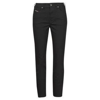 衣服 女士 直筒牛仔裤 Diesel 迪赛尔 D-JOY 黑色