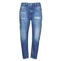 衣服 女士 女士Boyfriend牛仔裤 Diesel 迪赛尔 D-FAYZA 蓝色 / Edium