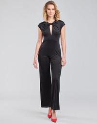 衣服 女士 连体衣/连体裤 Guess ROSANNA JUMPSUIT 黑色