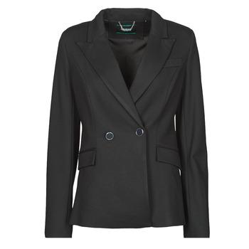衣服 女士 外套/薄款西服 Guess MICAELA BLAZER 黑色