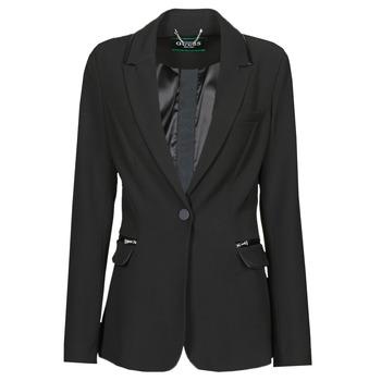 衣服 女士 外套/薄款西服 Guess SELENE BLAZER 黑色