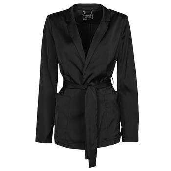 衣服 女士 外套/薄款西服 Guess DIMITRA BLAZER 黑色