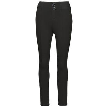 衣服 女士 紧身裤 Guess SEBASTIANA LEGGINGS 黑色