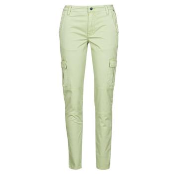 衣服 女士 工装裤 Guess SEXY CARGO PANT 绿色