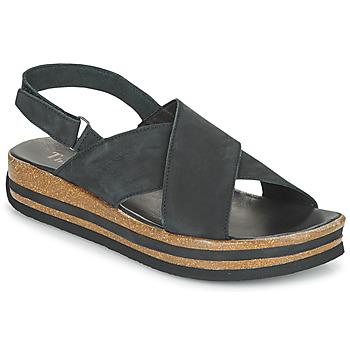 鞋子 女士 凉鞋 Think ZEGA 黑色