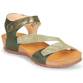 鞋子 女士 凉鞋 Think DOUMIA 绿色