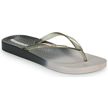鞋子 女士 人字拖 Ipanema 依帕内玛 IPANEMA COLORFUL FEM 灰色 / 黑色