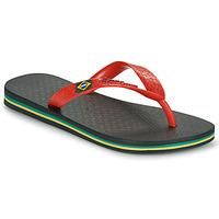 鞋子 儿童 人字拖 Ipanema 依帕内玛 IPANEMA CLAS BRASIL II KIDS 黑色 / 红色