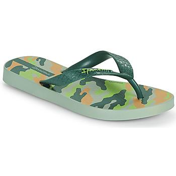 鞋子 儿童 人字拖 Ipanema 依帕内玛 IPANEMA CLASSIC IX KIDS 绿色