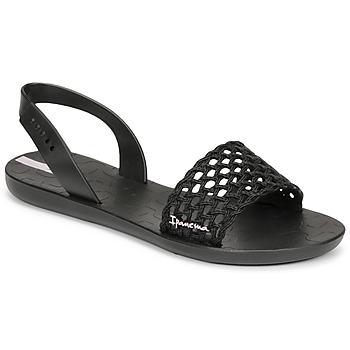 鞋子 女士 凉鞋 Ipanema 依帕内玛 IPANEMA BREEZY SANDAL FEM 黑色