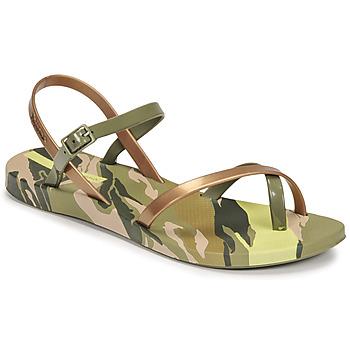 鞋子 女士 凉鞋 Ipanema 依帕内玛 IPANEMA FASHION SAND. IX FEM 绿色
