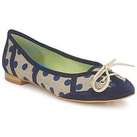 鞋子 女士 平底鞋 Stephane Gontard KASTOR 海蓝色