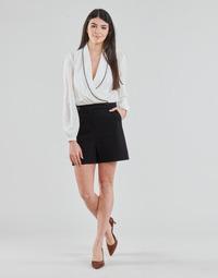 衣服 女士 连体衣/连体裤 Morgan SHAMIE 黑色 / 白色