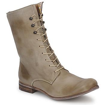 鞋子 女士 短筒靴 Stephane Gontard REGAIN  tilleul