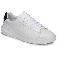 鞋子 女士 球鞋基本款 Calvin Klein Jeans CHUNKY SOLE SNEAKER LACEUP LTH 白色