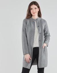 衣服 女士 大衣 Benetton 1132E9071-507 灰色