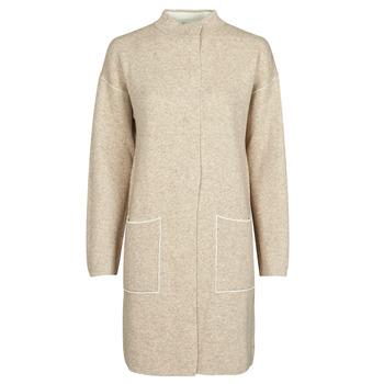 衣服 女士 大衣 Benetton 1132E9071-62U 米色
