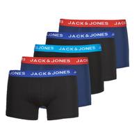 内衣  男士 拳击 Jack & Jones 杰克琼斯 JACLEE X5 蓝色