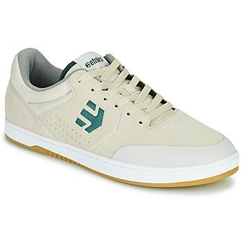 鞋子 男士 球鞋基本款 Etnies MARANA 白色 / 绿色