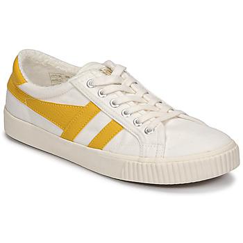 鞋子 女士 球鞋基本款 Gola TENNIS MARK COX 米色 / 黄色
