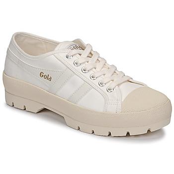 鞋子 女士 球鞋基本款 Gola COASTER PEAK 浅米色