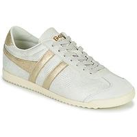 鞋子 女士 球鞋基本款 Gola BULLET LIZARD 米色 / 金色