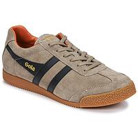 鞋子 男士 球鞋基本款 Gola HARRIER 米色 / 海蓝色