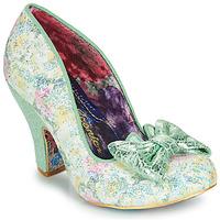 鞋子 女士 高跟鞋 Irregular Choice NICK OF TIME 绿色