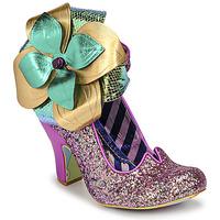 鞋子 女士 高跟鞋 Irregular Choice CHRYSALIS 紫罗兰