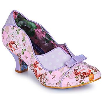 鞋子 女士 高跟鞋 Irregular Choice HOLD UP 紫罗兰