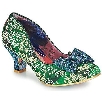 鞋子 女士 高跟鞋 Irregular Choice DAZZLE RAZZLE 绿色 / 蓝色